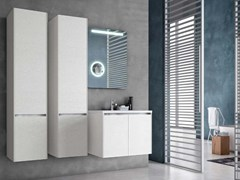 - Wooden bathroom cabinet / vanity unit E.GÒ - COMPOSITION 33 - Arcom