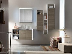 - Wooden bathroom cabinet / vanity unit E.GÒ - COMPOSITION 36 - Arcom