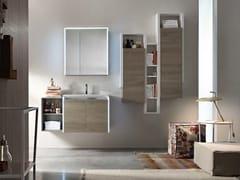 - Sistema bagno componibile E.GÒ - COMPOSIZIONE 36 - Arcom