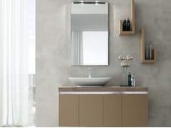 - Sistema bagno componibile E.GÒ - COMPOSIZIONE 5 - Arcom