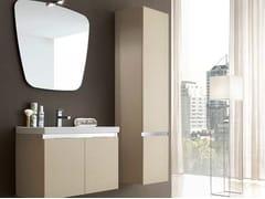 - Ash bathroom cabinet / vanity unit E.GÒ - COMPOSITION 7 - Arcom