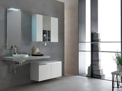 - Sistema bagno componibile E.GÒ - COMPOSIZIONE 26 - Arcom