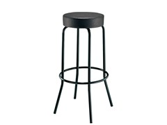 - High upholstered stool EASY | High stool - Mara