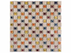 - Marble mosaic BOITE - CONTEMPORARY BOX - EBRIL - Lithos Mosaico Italia - Lithos
