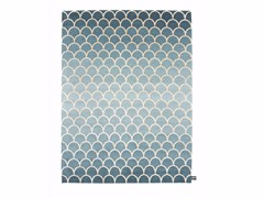 - Rectangular rug ECAILLES DEGRADÉ 2.0 - cc-tapis ®