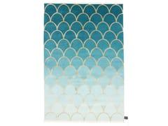 - Rectangular rug ECAILLES DEGRADÉ - cc-tapis ®