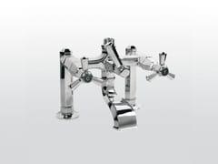 - Classic style 2 hole bathtub tap ECCELSA 3274RG - RUBINETTERIE STELLA