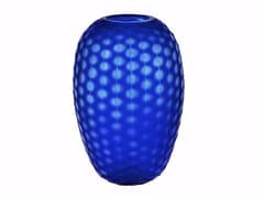 - Glass vase ECLAT VASE OVAL - Compagnie Française de l'Orient et de la Chine