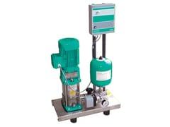 Pompa e circolatore per impianto idricoECONOMY CO-1 MVI/ER - WILO ITALIA