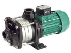 Pompa e circolatore per impianto idricoECONOMY MHIL - WILO ITALIA