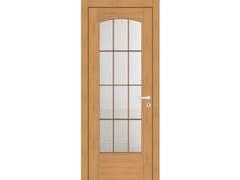 Porta a battente in legno e vetroEFFIGIES 130T1 ROVERE MIELE - GD DORIGO