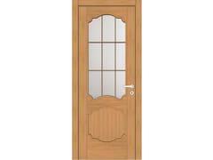 Porta a battente in legno e vetroEFFIGIES 85T1 ROVERE MIELE - GD DORIGO