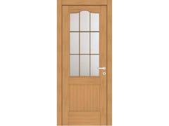 Porta a battente in legno e vetroEFFIGIES 160T1 ROVERE MIELE - GD DORIGO