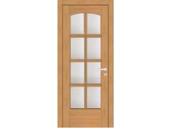 Porta a battente in legno e vetroEFFIGIES 130T8 ROVERE MIELE - GD DORIGO