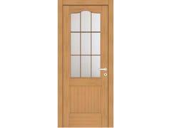 Porta a battente in legno e vetroEFFIGIES 60T1 ROVERE MIELE - GD DORIGO