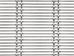 Tela metallica e tessuto metallico per facciataEGLA-DUO 4272 - HAVER & BOECKER OHG