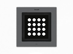 - LED square aluminium Built-in lighting EGO DOWNLIGHT ALUMINIUM | Square Built-in lighting - Artemide Italia