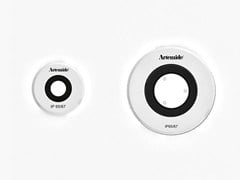 - LED round Floor Light EGO WALK-OVER ALUMINIUM | Round Built-in lighting - Artemide Italia