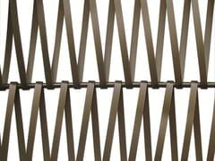 Rete metallica in alluminioEIFFEL 20100 BRONZE - CODINA