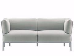 - 2 seater fabric sofa ELEVEN - 861 | Fabric sofa - Alias