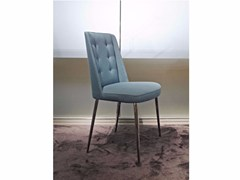 - Upholstered fabric chair EMBRACE | Chair - ESTEL GROUP