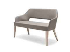 - Fabric small sofa EMILY 248 - Origins 1971