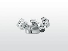 - Chrome-plated bidet tap with swivel spout EMISFERO | 3604 - RUBINETTERIE STELLA