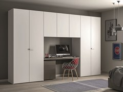 - Lacquered bridge wardrobe EMOTION 13 - Dall'Agnese