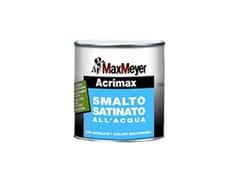 SmaltoACRIMAX SATINATO - MAXMEYER BY CROMOLOGY ITALIA