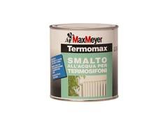 Smalto all'acqua per termosifoniTERMOMAX - MAXMEYER BY CROMOLOGY ITALIA
