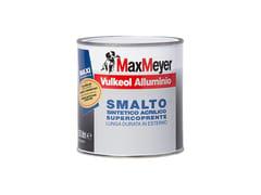 Smalto sintetico acrilico supercoprenteVULKEOL ALLUMINIO - MAXMEYER BY CROMOLOGY ITALIA