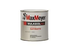 Smalto satinato antigraffio per esterni ed interniVULKEOL VEL - MAXMEYER BY CROMOLOGY ITALIA