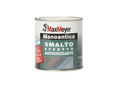 Smalto antiruggine antichizzanteMANOANTICA FORMULA GEL - MAXMEYER BY CROMOLOGY ITALIA