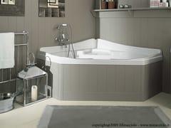 - Corner bathtub ENGLISH MOOD | Corner bathtub - Minacciolo