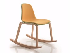 - Rocking upholstered chair EPOCA | Rocking chair - Luxy