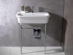 - Lavabo a consolle con porta asciugamani EPOQUE | Lavabo con porta asciugamani - Systempool
