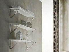 - Corian® bathroom wall shelf ERGO-NOMIC | Bathroom wall shelf - Rexa Design