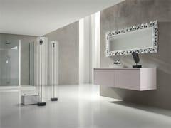 - Sistema bagno componibile ESCAPE - COMPOSIZIONE 18 - Arcom