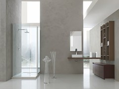 - Bathroom cabinet / vanity unit ESCAPE - COMPOSITION 19 - Arcom