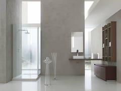 - Sistema bagno componibile ESCAPE - COMPOSIZIONE 19 - Arcom