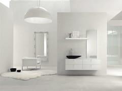 - Sistema bagno componibile ESCAPE - COMPOSIZIONE 6 - Arcom