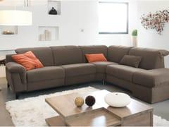 - Corner upholstered fabric sofa ESPERIA | Corner sofa - GAUTIER FRANCE