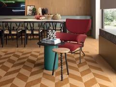 Pavimento/rivestimento in gres porcellanato effetto legnoESSENCES CEDAR - CERAMICHE MARCA CORONA