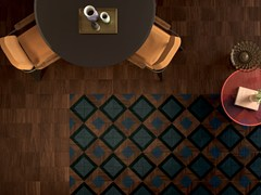 Pavimento/rivestimento in gres porcellanato effetto legnoESSENCES IROKO - CERAMICHE MARCA CORONA