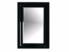 - Wall-mounted framed bathroom mirror ETHOS 60 | Mirror - GALASSIA