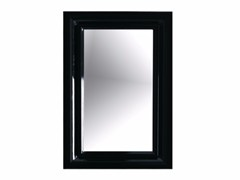 - Wall-mounted framed bathroom mirror ETHOS 70 | Mirror - GALASSIA