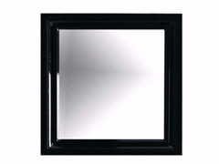 - Wall-mounted framed bathroom mirror ETHOS 90 | Mirror - GALASSIA