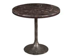 - Round marble table ETNA | Marble table - Hamilton Conte Paris
