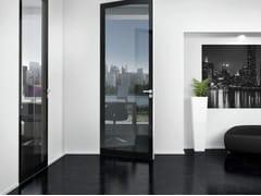 - Porta a battente in vetro EXCLUSIVE 100 | Porta in vetro - Interno Doors