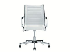 - Low back executive chair DEKORA SOFT | Executive chair - Quadrifoglio Sistemi d'Arredo